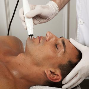 radio frequencia facial lifting barcelona